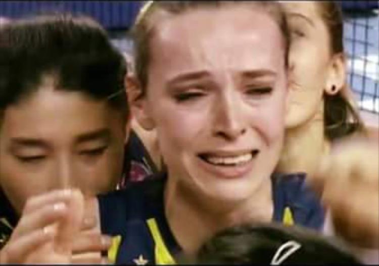 eda ağlarken