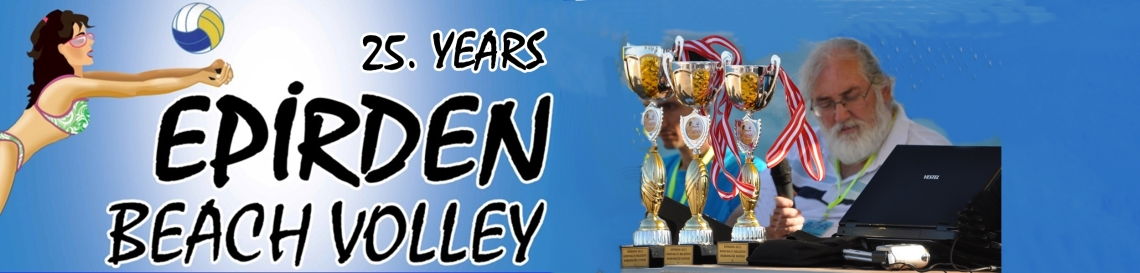 EPİRDEN BEACH VOLLEY banner.a