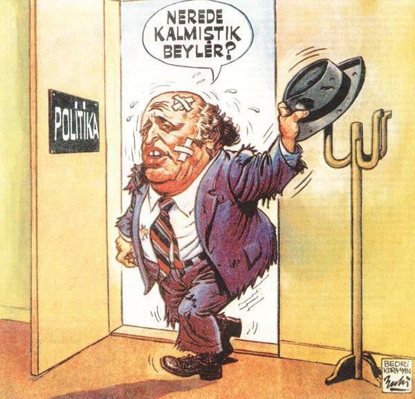 demirel karikatür 2