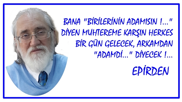 EPİRDEN ADAM. küçük