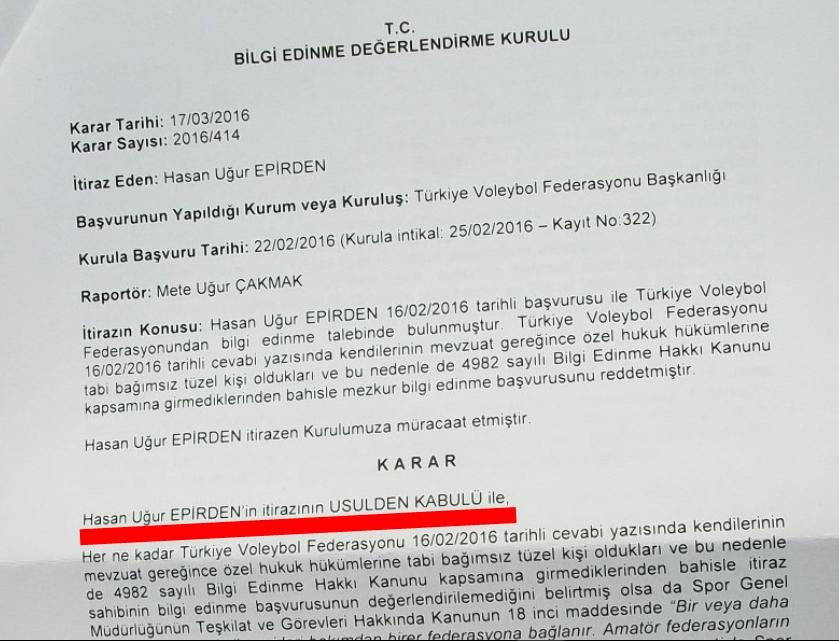 BEDK karar 2