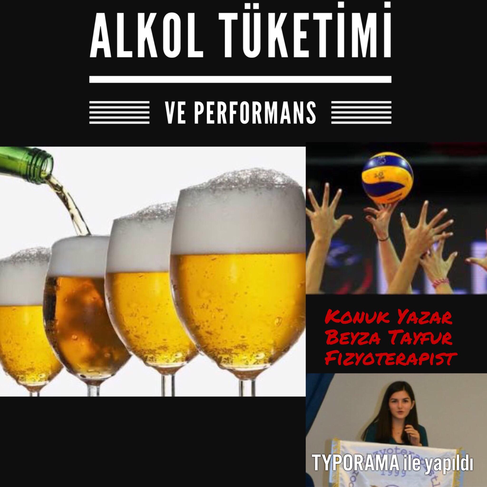 Alkolün Sporculara Etkisi